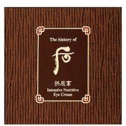 Купить крем для глаз The History of Whoo Intensive Nutritive Eye Cream