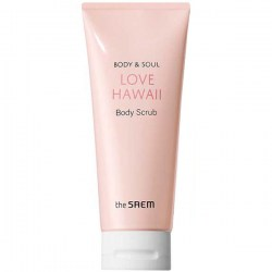Купить The Saem Body Soul Love Hawaii Body Scrub Киев, Украина