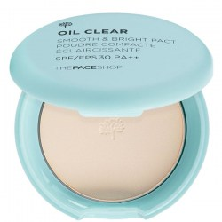 Купить пудру The Face Shop Oil Clear Smooth & Bright Pact SPF30 PA++