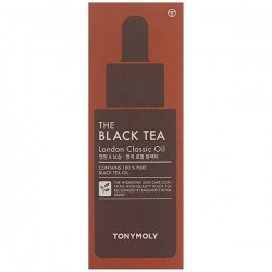 Купить масло для лица Tony Moly The Black Tea London Classic Oil