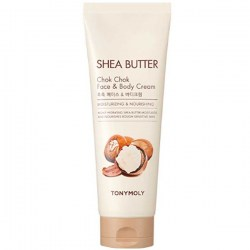 Купить Tony Moly Shea Butter Chok Chok Face & Body Cream Киев, Украина
