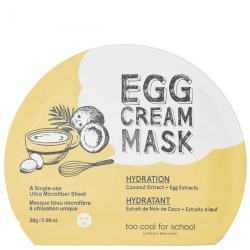 Купить Too Cool For School Egg Cream Mask Hydration Киев, Украина