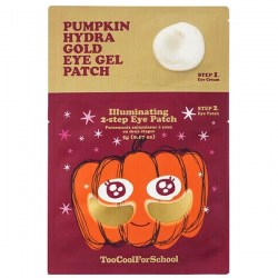 Купить Too Cool For School Pumpkin Hydra Gold Eye Gel Patch Киев, Украина