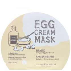 Купить Too Cool For School Egg Cream Mask Firming Киев, Украина