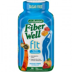 Купить Vitafusion Fiber Well Fit Gummies Supplement Киев, Украина