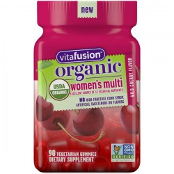 Купить Vitafusion Organic Womens Gummy Multivitamin Киев, Украина