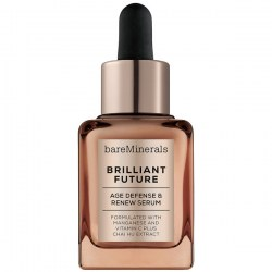 Купить bareMinerals Brilliant Future Age Defense & Renew Serum Киев, Украина