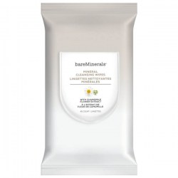 Купить bareMinerals Mineral Cleansing Wipes Киев, Украина