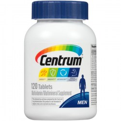 Купить Centrum Men Multivitamin Tablets 120 pcs Киев, Украина