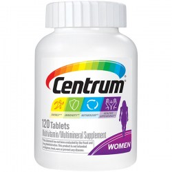 Купить Centrum Women Multivitamin Tablets 120 pcs Киев, Украина