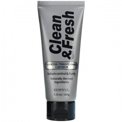 Купить Eunyul Clean Fresh Charcoal Transforming Clay Mask 100 g Киев, Украина