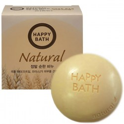Купить Happy Bath Natural Real Mild Soap Bar Rice Water Киев, Украина