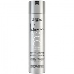 Купить L'Oreal Professionnel Infinium Pure Strong Hairspray 500 ml Киев, Украина