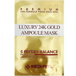 Купить Medi Peel Luxury 24K Gold Ampoule Mask 1 pcs Киев, Украина