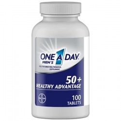 Купить One A Day Men's 50+ Healthy Advantage Multivitamin 100 pcs Киев, Украина