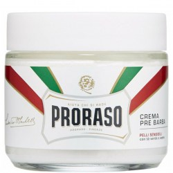 Купить Proraso White Pre-Shaving Anti-Irritation Cream Киев, Украина