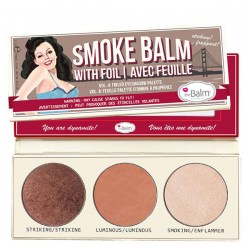 Купить theBalm Smoke Balm Vol. 4 Foiled Eyeshadow Palette Киев, Украина