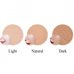 Цвета Eyenlip Magic Fitting BB Cream 3 Color