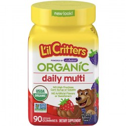 Купить Vitafusion L'il Critters Organic Complete Multivitamin Gummies for Kids Киев, Украина